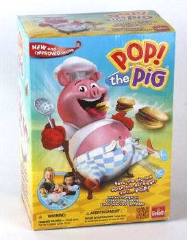 Pop! The pig