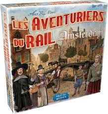 Les aventuiers du rail - Amsterdam