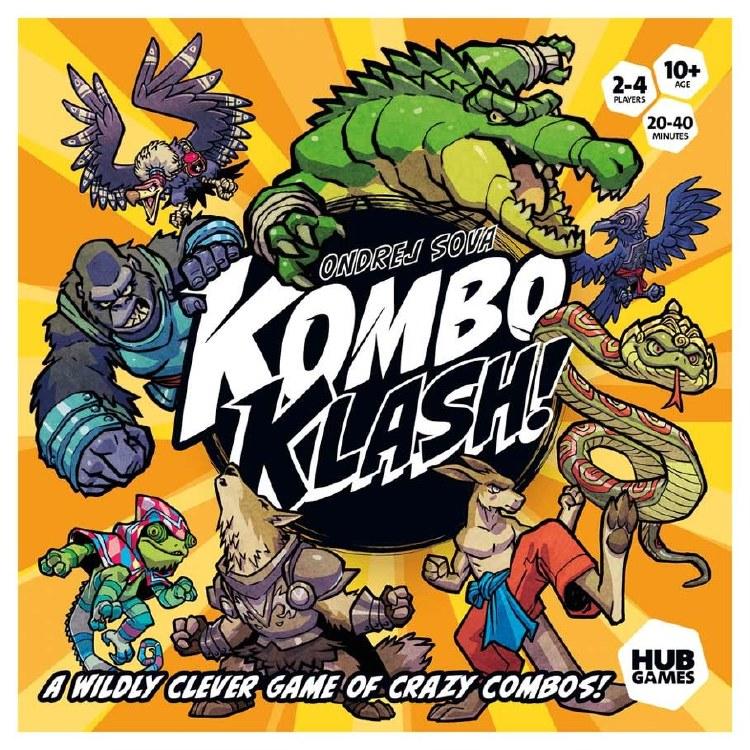 Kombo Klash (Ang.)