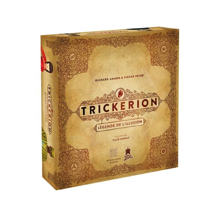 Trickerion - Légende de l'illusion