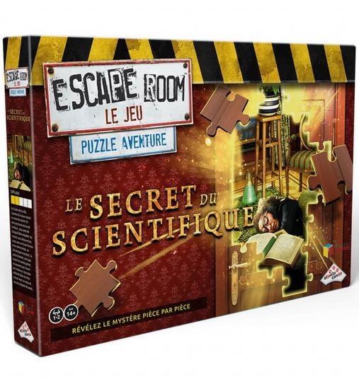 Escape Room - Puzzle Aventure - Secret Scientifique