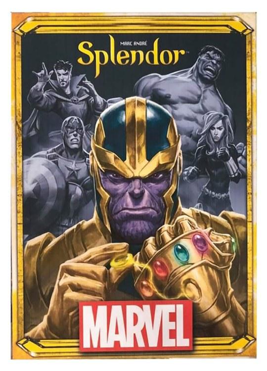Slendor Marvel (Fr.)