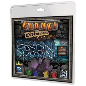 Clank! - Expéditions l'or et la Soie