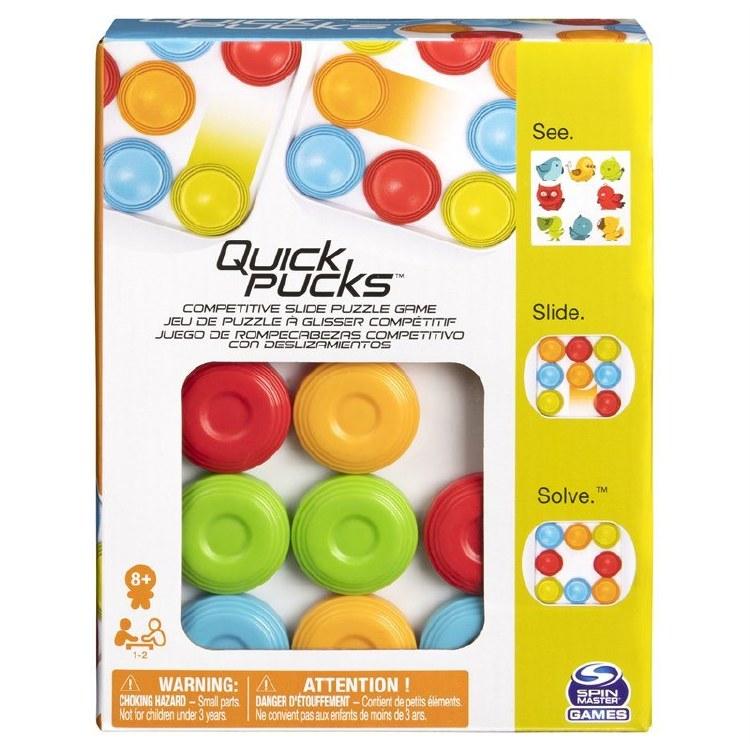 Quick Pucks