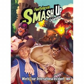 Smash Up! - World Tour : INternational Incident