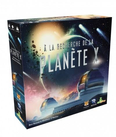 À la recherche de la planete X