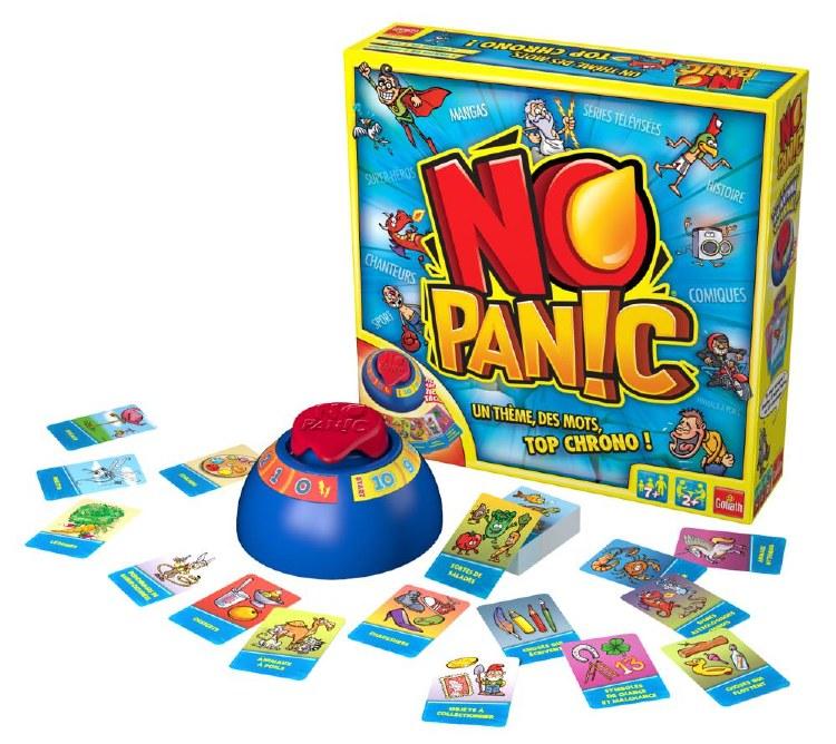 No Panic Famille