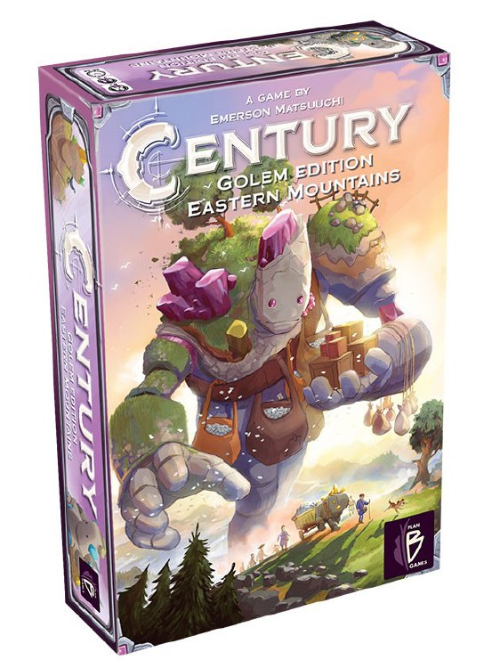 Century - Golem Edition - Eastern Mountains (bil.)