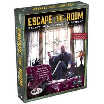Escape the Room - Le secret de la retraite du Dr.Gravely