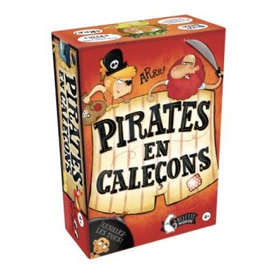 Pirates en calecon