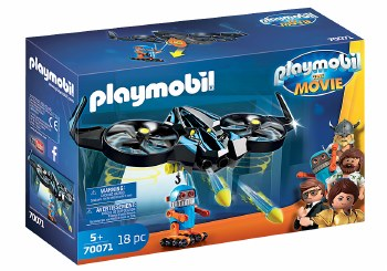 Playmobil: The Movie - Robotitron avec drone