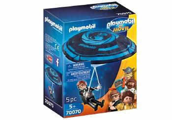 Playmobil: The Movie - Rex Dasher avec Parachute