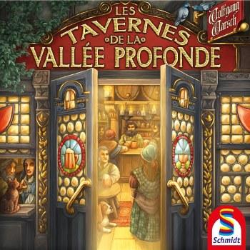 Les Tavernes de la vallée profonde