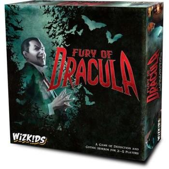 Fury of Dracula 4ème édition