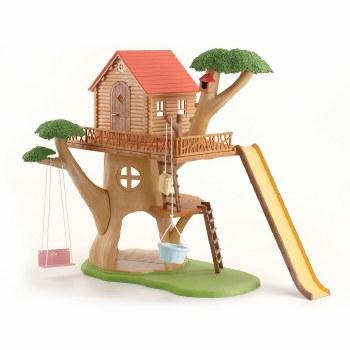 Calico Critters - Maison dans l'arbre