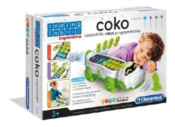 Coko Crocodile Programmable