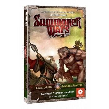 Summoner Wars - Nains de la Guilde vs Gobelins des Cavernes