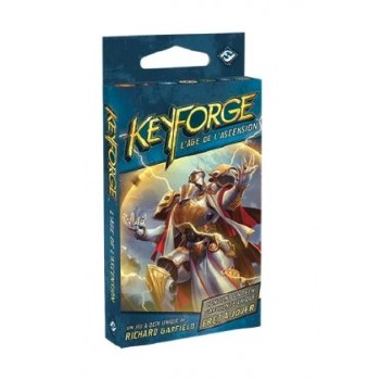 Keyforge - L'âge e l'ascention «Deck Unique»