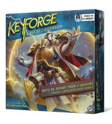 Keyforge - L'âge e l'ascention