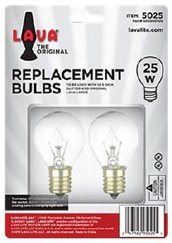 Ampoules de rechange 25w