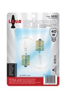 Ampoules de rechange 40w