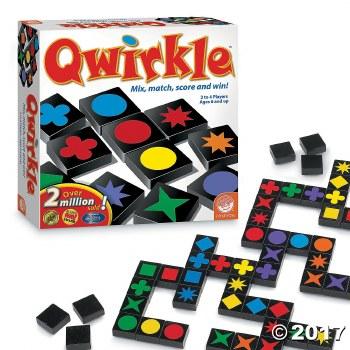 Qwirkle (anglais)