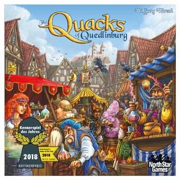 The Quack of Quedlinburg