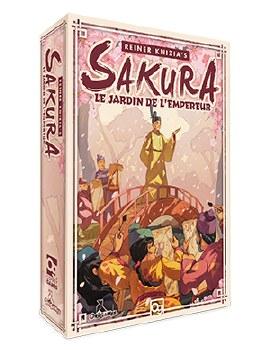 Sakura Le jardin de l'empereur