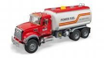 Camion de transport d'essence