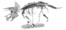 Metal Earth - Squelette de Triceratops
