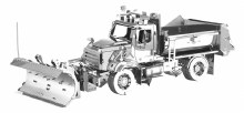 Metal Earth - 114SD snow plow