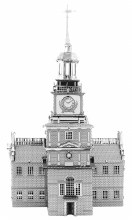 Metal Earth - Independence Hall