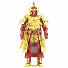 Metal Earth - Armure Chinoise