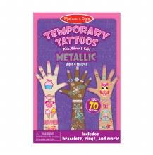 Tatouages métalliques