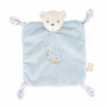 Perle Doudou - Ours Bleu
