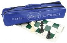 Jeu d'échecs dans un sac