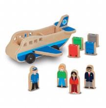 Avion de bois
