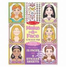 Autocollants Princesses