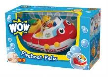 Félix le bateau pompe