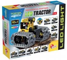 Science Hi-Tech - Tracteur 10 en 1 LED