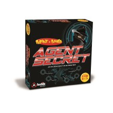 Mont-à-Mots - Agent Secret