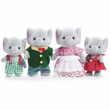 Calico Critters - Famille Elephants