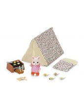 Calico Critters - Allons en Camping