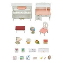 Calico Critters - Ensemble Piano et bureau
