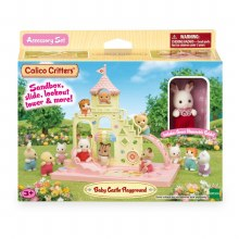 Calico Critters - Château de jeu pour bébé