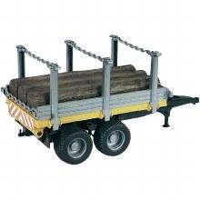 Remorque - transport de bois