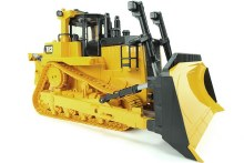 Tracteur de type large-piste Caterpillar