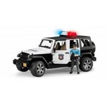 Jeep Wrangler Police