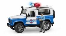 Land Rover de police
