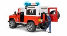 Land Rover de pompier